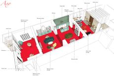 Store design -Christian Louboutin -